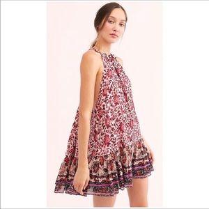 Free People Lyla Mini Dress